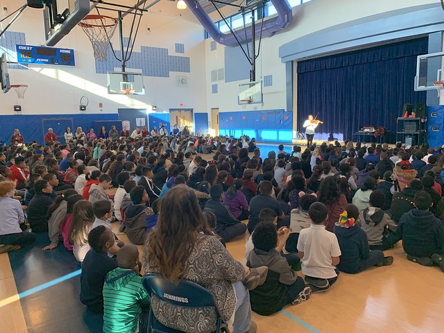 2019 Outreach with Tai Murray