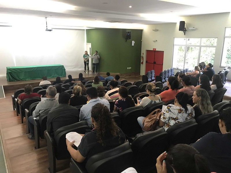 14.03.19 Programa Novo Mais Educação atenderá oito mil alunos da Rede Municipal de Ensino