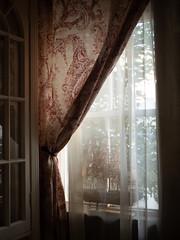 Provincetown - ship in window