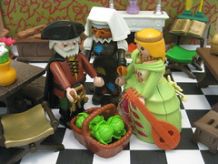 The Donkey Lettuces - A Playmobil Faerie Tale
