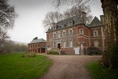 Domaine de Penthièvre (Blangy-sur-Bresle) FRANCE - Photo of Bouttencourt