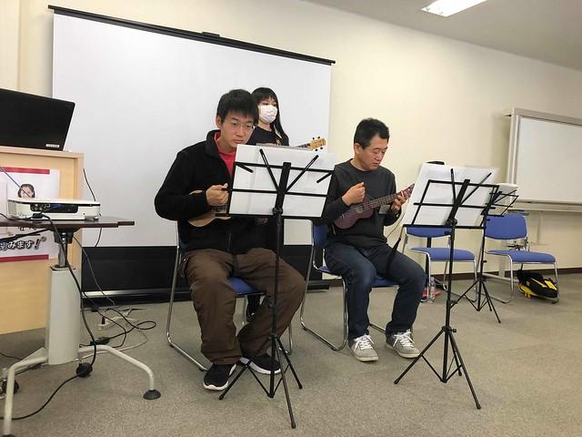 2018/12/29(土)2時間でウクレレマスター♪
