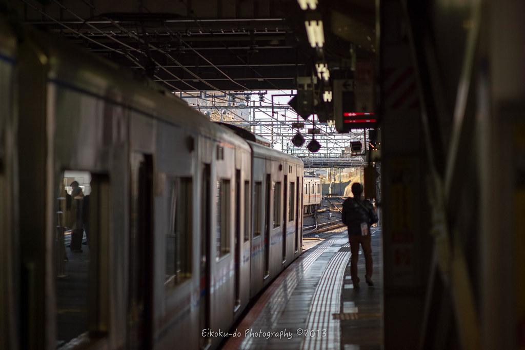 Keisei tsudanuma station / 京成津田沼
