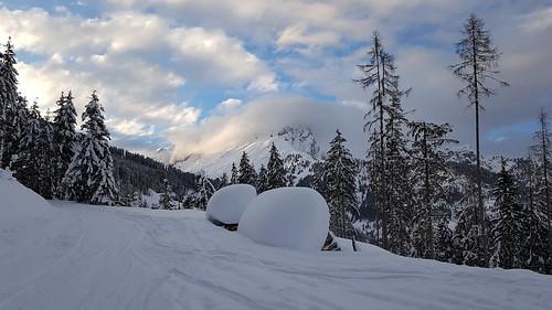 Skitour Hochkeil