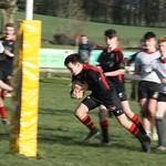 U16 West District Cup v Stewartry Feb 2019