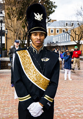 2019 President's Day Parade Alexandria VA (9) Freedom High School