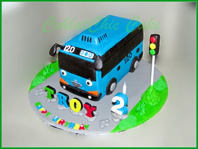 Cake Tayo TROY 20 cm