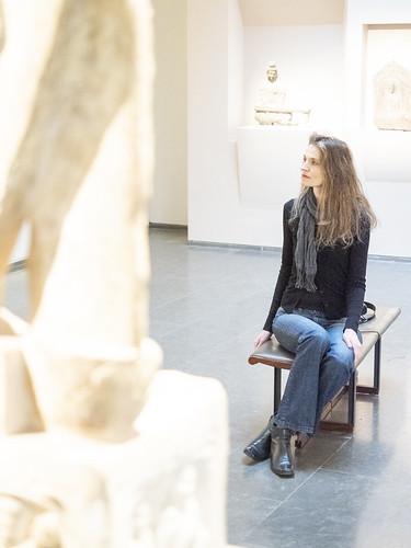 Mariëlle, Paris 2019: Statuesque beauty