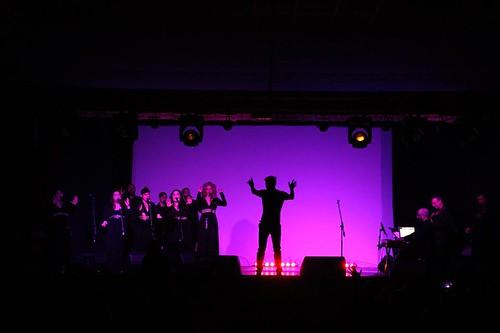 concerto gospel al 36° stormo