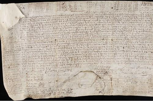 1648 Dutch water authority bond