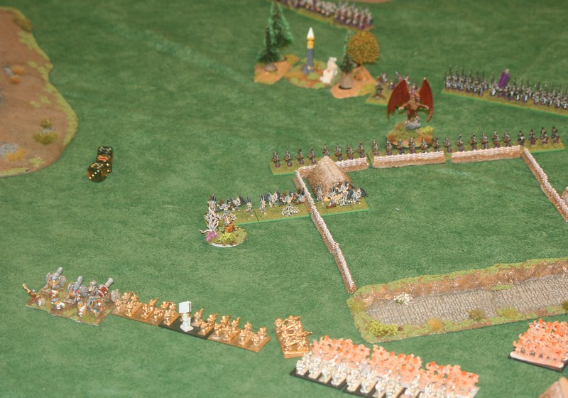 [1300 - Orcs vs elfes Noirs] La bataille des piques maudites 32780354728_7f4c024ab6_c