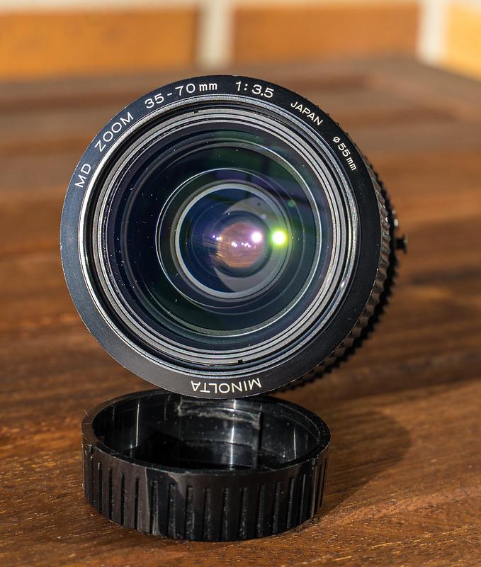 [VENDO] Minolta MD 35-70mm f3.5 + Adaptador E-mount en Camaras y Objetivos32786549388_b8591d03c5_c