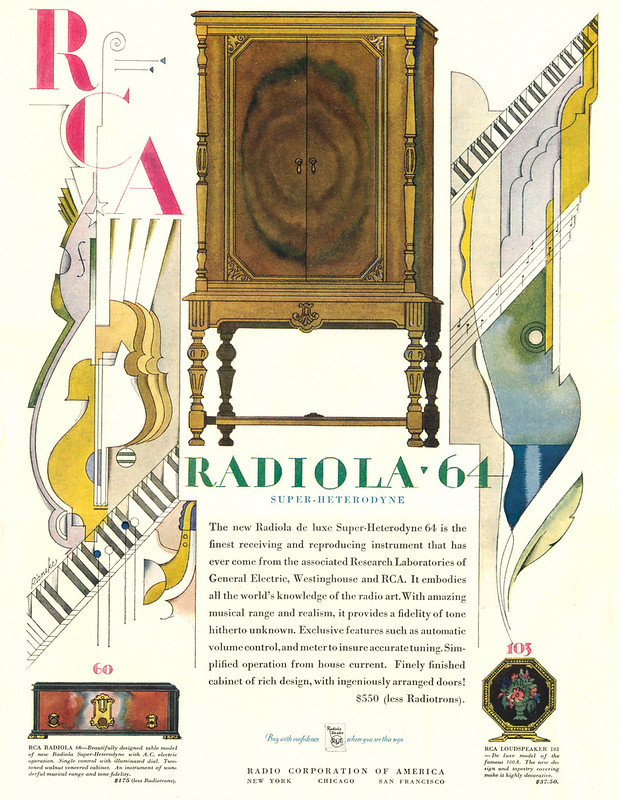 RCA Radiola-64 1928