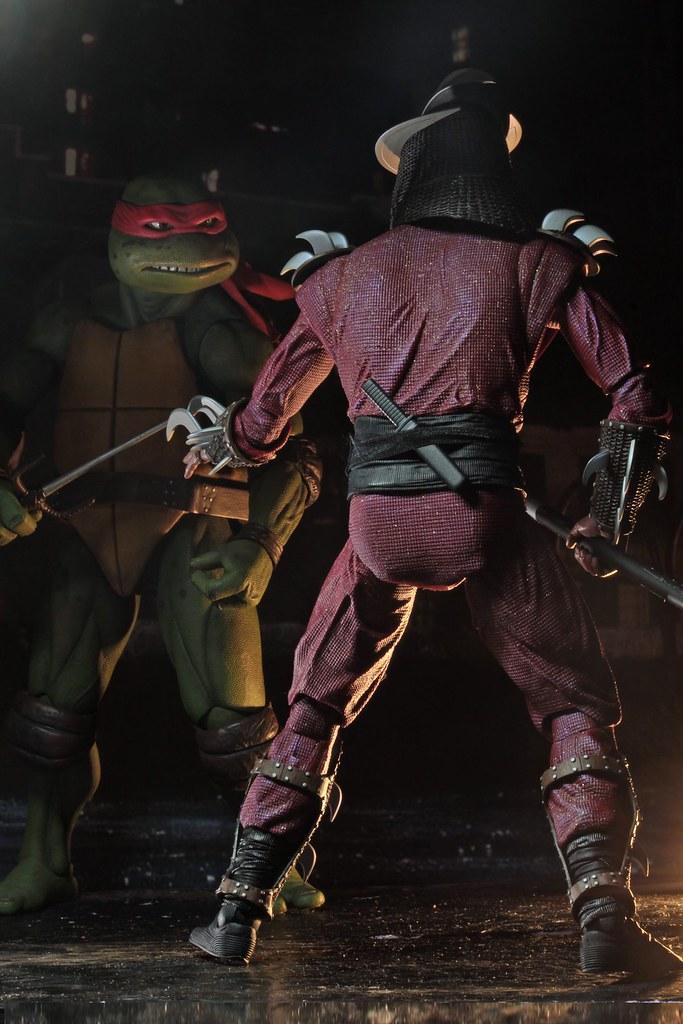 「新增官圖&販售資訊」神龜四兄弟的宿敵終於現身?! NECA《忍者龜(1990)》許瑞德 Shredder 1/4 比例人偶作品