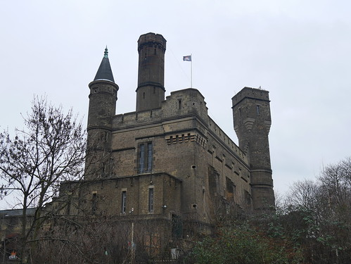 The Castle Water Pumping Station