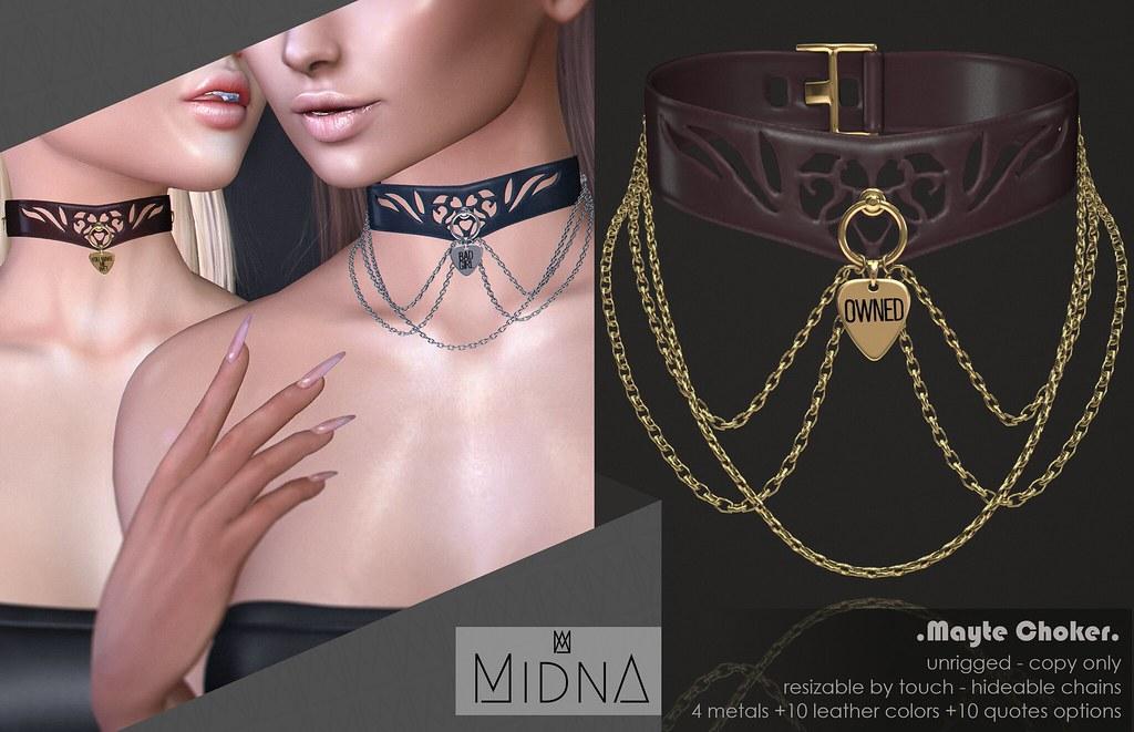 Midna – Mayte Choker