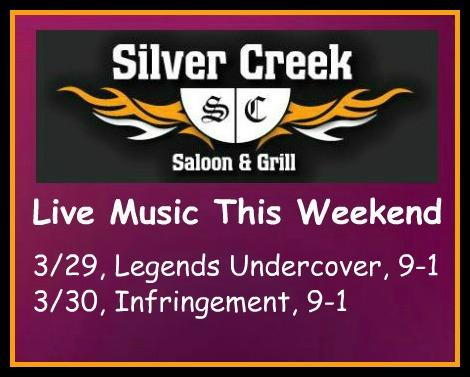 Silver Creek Poster 3-29-19