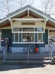 Machias Station Park
