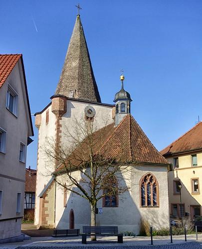 Schöllkrippen Lukaskapelle