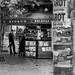 The kiosk by John Riper