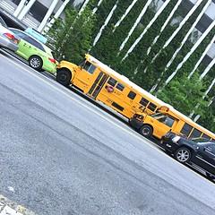2003 First Generation IC CE200, Logan Bus Co, Inc. Bus#3391. And A 2011 GMC Starcraft Quest SRW Savana 3500. Lorinda Enterprises Inc. Bus#78D