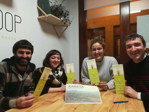 Ganadores de la Beca de Desarrollo Local Eva Campo Muller