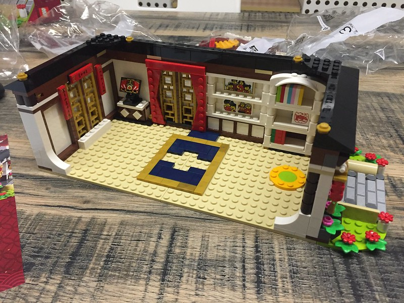 LEGO Chinese New Year's Eve Dinner (80101)