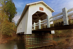 Hoffman Covered Bridge