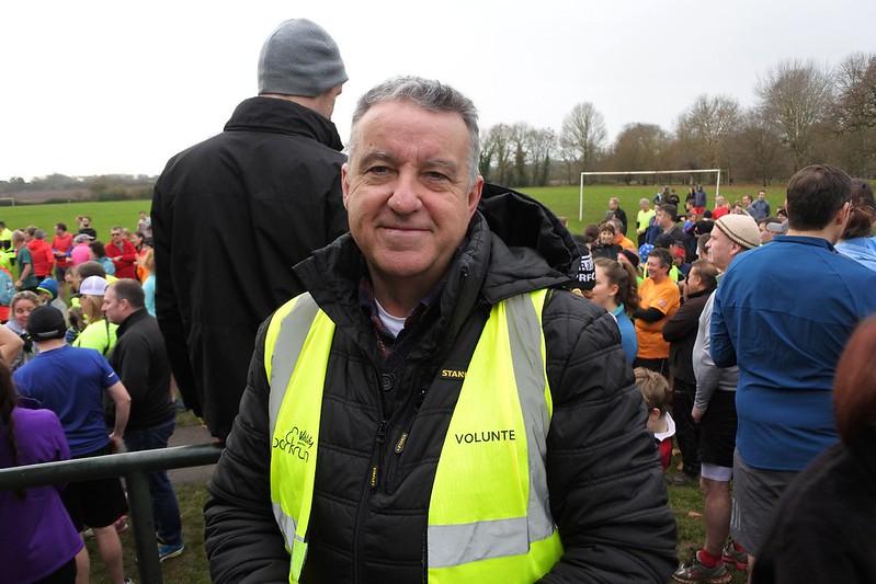 DSC_2600 A dedicated volunteer
