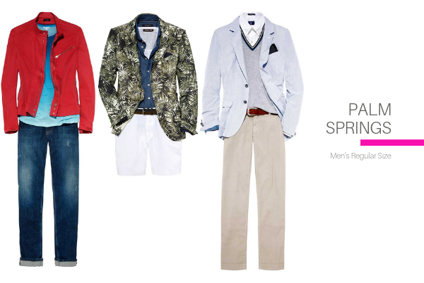 Palm Springs Mens Collection