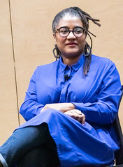Playwright Lynn Nottage