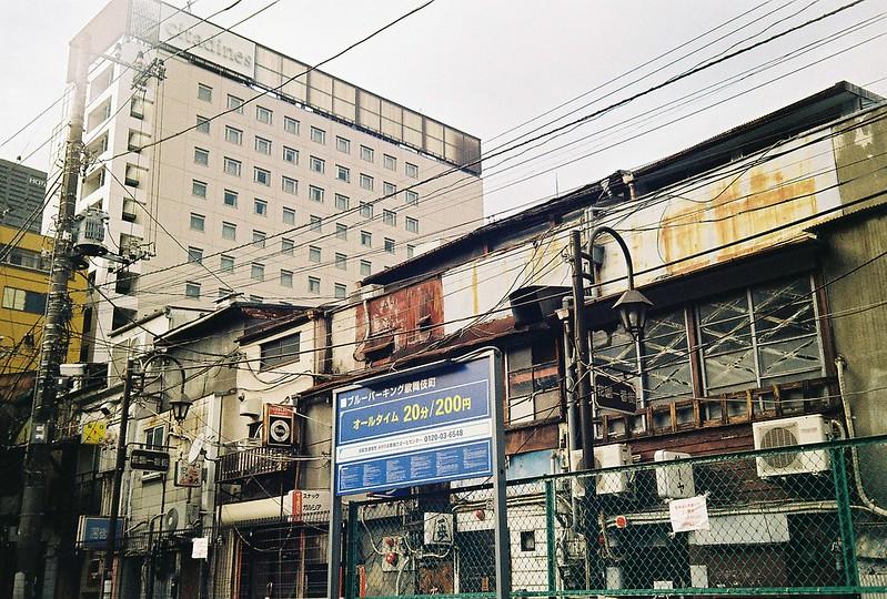 Leica M2+Jupiter 12 35mm f2 8+Kodak Ultramax400新宿ゴールデン街