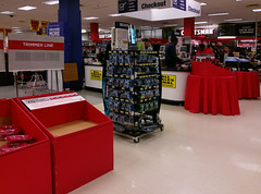 Checkout at the Craftsman department