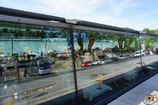 Dîner croisière sur la Seine