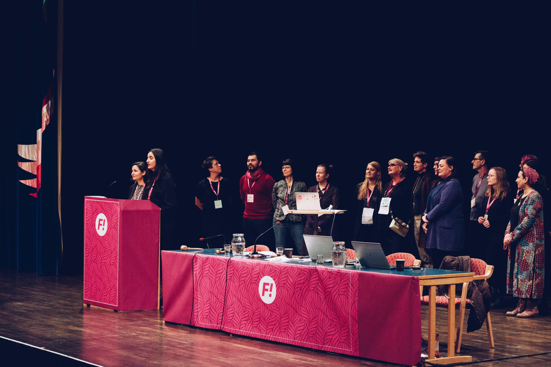 Feministiskt initiativ Sundsvall 2019 - reaktionista.se