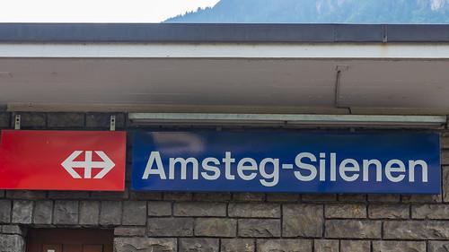 Amsteg-Silenen 07 July 2015