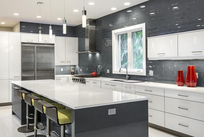 20 Grandiose Open Concept Kitchen Design Ideas