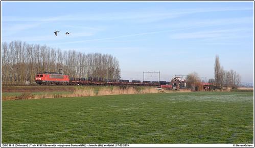 DBC 1616 [Oldenzaal]   Velddriel   17-02-2019