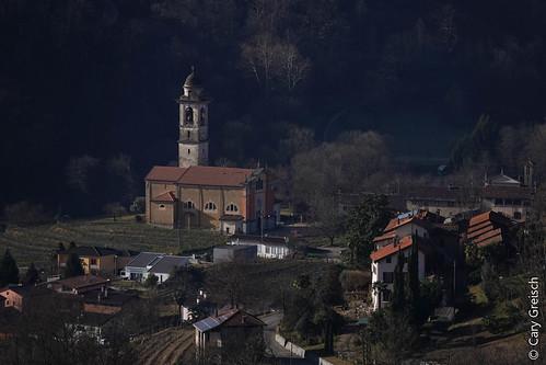 Zoom sur Sessa depuis Bedigliora (Ticino) (25/12/2018 -05)