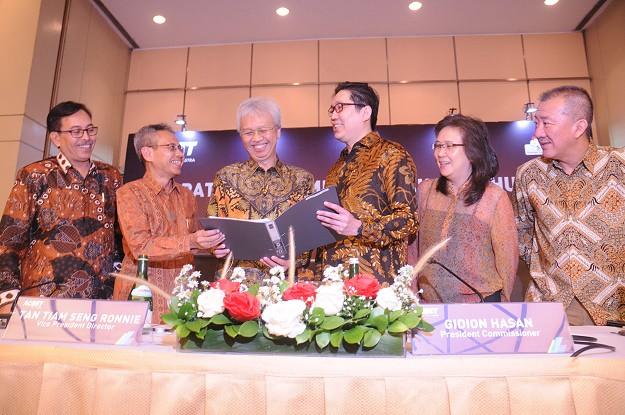 Acset Indonusa Tebar Dividen Rp5 per Saham