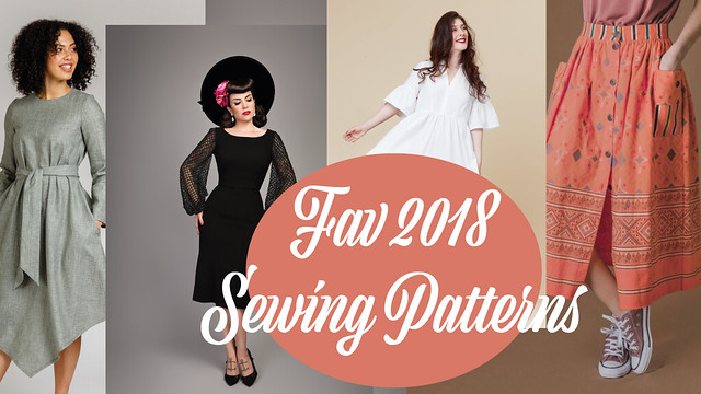 Vlog Icon Fav Sewing Patterns