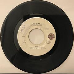 VAN HALEN:JUMP(RECORD SIDE-A)