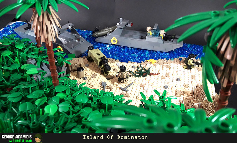 [Great Brick War] - ISLAND OF DOMINATION 46749675944_9cd7d8a434_c