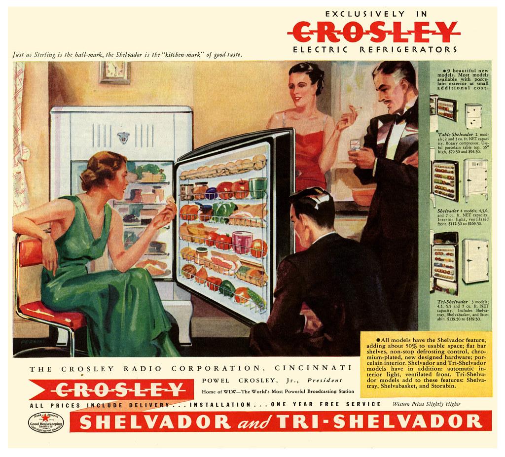 Crosley 1935