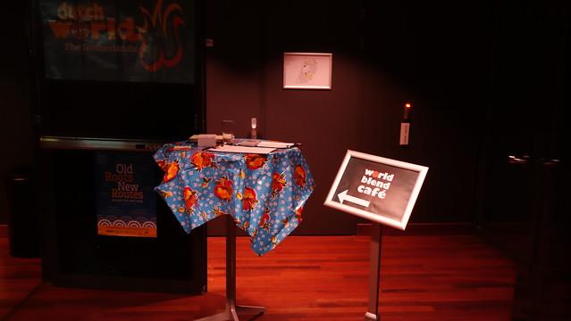 World Blend Cafe -18-12-18, TivoliVredenburg: De Wijk als Wereld