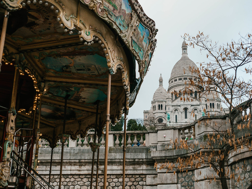 sacre coeur pariisi