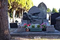 Tombeau de Paul Bert, cimetière Saint-Amâtre, Auxerre - Photo of Gy-l'Évêque