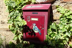 la boite aux lettres - Photo of Llupia