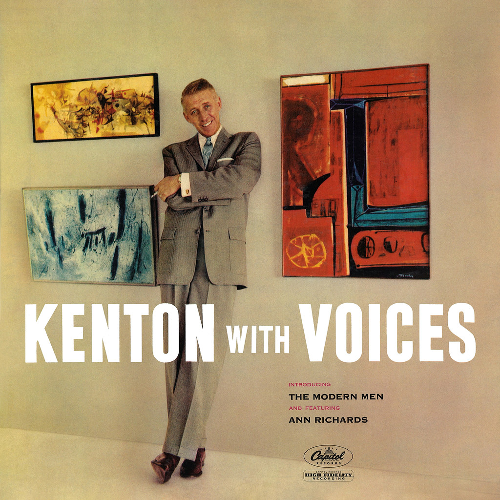 Stan Kenton - Kenton with Voices