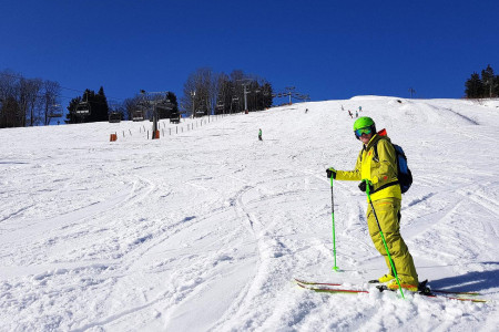 Tipy SNOW tour: Kunčice – zábavná Hájovna a sportovní Triangl